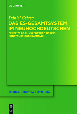 Das es-Gesamtsystem im Neuhochdeutschen von Czicza,  Dániel