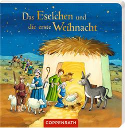 Das Eselchen und die erste Weihnacht von Einwohlt,  Ilona, Heitmann,  Michaela