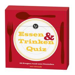 Das Essen & Trinken Quiz