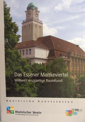 Das Essener Moltkeviertel von Stachelhaus,  Tankred, Wiemer,  K Peter