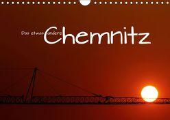 Das etwas andere Chemnitz (Wandkalender 2018 DIN A4 quer) von Hultsch,  Heike