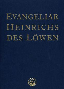 Das Evangeliar Heinrichs des Löwen von Heinrich der Löwe