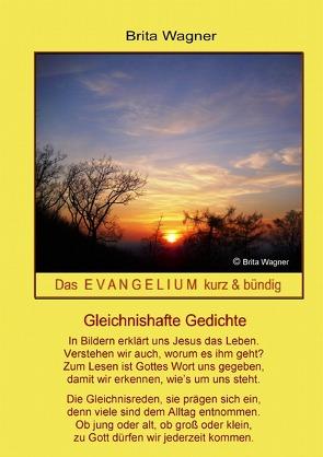 Das Evangelium kurz & bündig von Wagner,  Brita