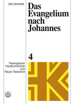 Das Evangelium nach Johannes von Schnelle,  Udo