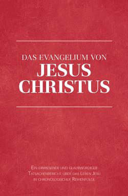 Das Evangelium von Jesus Christus von Rosenthal,  Joachim