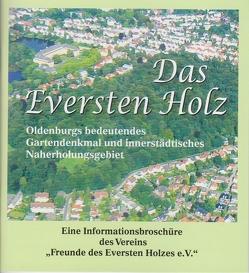 Das Eversten Holz von Börner,  Dieter