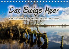 Das Ewige Meer (Tischkalender 2021 DIN A5 quer) von Dreegmeyer,  A.