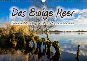 Das Ewige Meer (Wandkalender 2021 DIN A3 quer) von Dreegmeyer,  A.