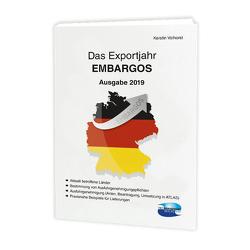 Das Exportjahr – EMBARGOS 2019 von Velhorst,  Kerstin