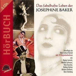 Das fabelhafte Leben der Josephine Baker von Baker,  Josephine, Lehmann,  Manfred, Lemnitz,  Regina