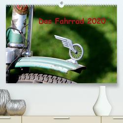 Das Fahrrad 2020 (Premium, hochwertiger DIN A2 Wandkalender 2020, Kunstdruck in Hochglanz) von Herms,  Dirk