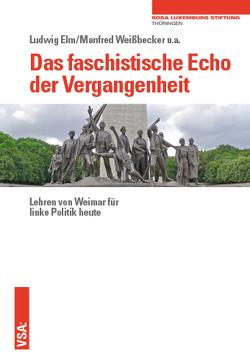Das faschistische Echo der Vergangenheit von Elm,  Ludwig, Keßler,  Mario, Renner,  Martina, Virchow,  Fabian, Weissbecker,  Manfred, Wellsow,  Paul, Wiegel,  Gerd