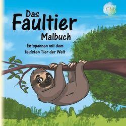 Das Faultier-Malbuch von Mancini,  Christiano