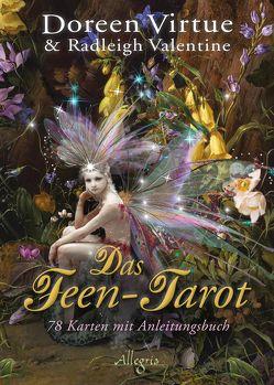 Das Feen-Tarot von Hansen,  Angelika, Valentine,  Radleigh, Virtue,  Doreen