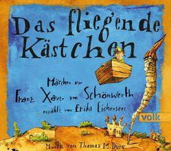 Das fliegende Kästchen von Eichenseer Erika, Schönwerth,  Franz Xaver,  von