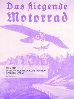 Das fliegende Motorrad von Edenhofer,  Rene