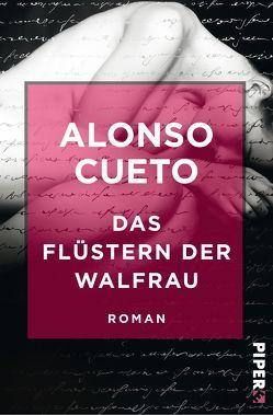 Das Flüstern der Walfrau von Cueto,  Alonso, Strobel,  Matthias