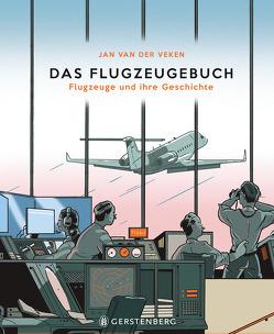 Das Flugzeugebuch von Erdmann,  Birgit, Van Der Veken,  Jan