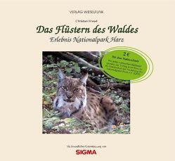 Das Flüstern des Waldes von Brauner,  Jo, Wiesel,  Christian