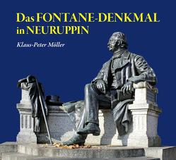 DAS FONTANE-DENKMAL IN NEURUPPIN von Möller,  Klaus-Peter