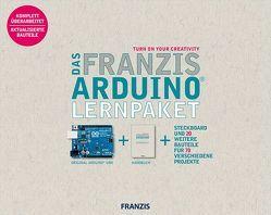 Das Franzis Arduino Lernpaket von Sommer,  Ulli