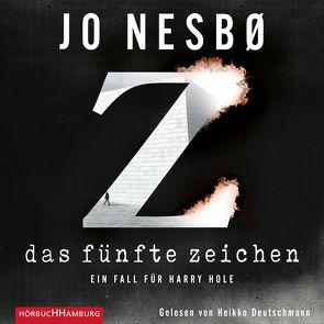 Das fünfte Zeichen (Ein Harry-Hole-Krimi 5) von Deutschmann,  Heikko, Frauenlob,  Günther, Nesbø,  Jo