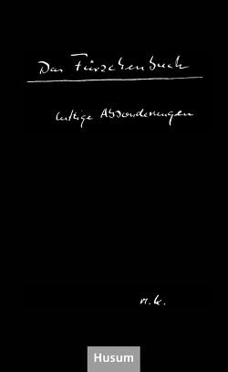 Das Fürzchenbuch von Kamper,  Manfred, Pörksen,  Uwe
