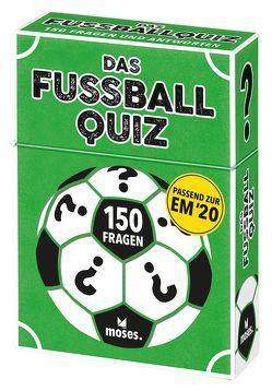 Das Fußball-Quiz von Saatmann,  Timon