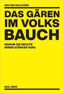 Das Gären im Volksbauch von Hollstein,  Walter