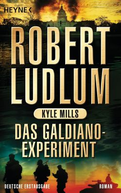 Das Galdiano-Experiment von Jakober,  Norbert, Ludlum,  Robert, Mills,  Kyle
