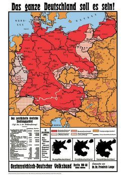 Das ganze Deutschland soll es sein! von Lange,  Friedrich