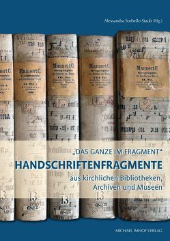 Das Ganze im Fragment von Sorbello Staub,  Alessandra