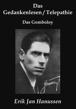 Das Gedankenlesen/Telepathie & Das Gomboloy von Hanussen,  Erik Jan, Kellerhof,  Jochen