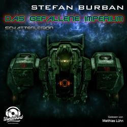 Das gefallene Imperium 4 von Burban,  Stefan