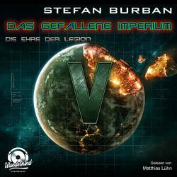 Das gefallene Imperium 5 von Burban,  Stefan