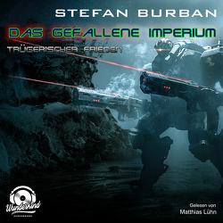 Das gefallene Imperium 6 von Burban,  Stefan