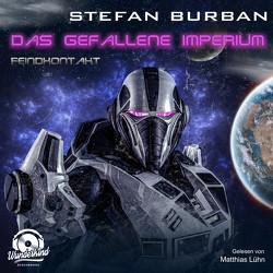 Das gefallene Imperium 7 von Burban,  Stefan