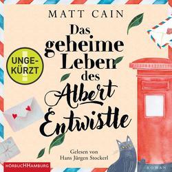 Das geheime Leben des Albert Entwistle von Cain,  Matt, Rahn,  Marie, Stockerl,  Hans Jürgen