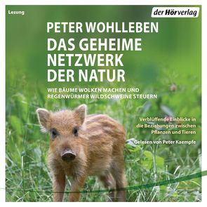 Das geheime Netzwerk der Natur von Kaempfe,  Peter, Wohlleben,  Peter