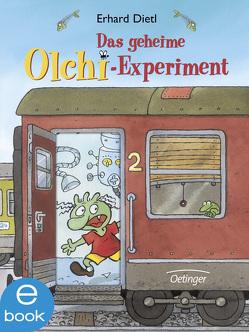 Das geheime Olchi-Experiment von Dietl,  Erhard