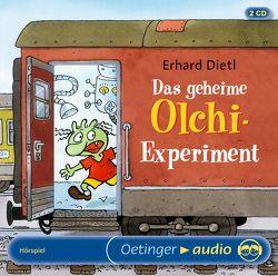 Das geheime Olchi-Experiment von Arnold,  Monty, Dietl,  Erhard, Dohse,  Tanja, Michaelis,  Eva, Missler,  Robert, Schmitt,  Rainer, Schümann,  Jannik, Werfel,  Pia