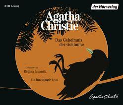 Das Geheimnis der Goldmine von Christie,  Agatha, Fruck,  Wolf-Dietrich, Lemnitz,  Regina, Moser,  Milena