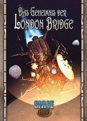 Das Geheimnis der London Bridge von Turley,  Kieran