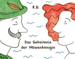 Das Geheimnis der Möwenkönigin von Briede,  Rūta, Knoll,  Matthias