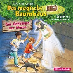 Das Geheimnis der Mumie (Das magische Baumhaus 3) von Kaminski,  Stefan, Pope Osborne,  Mary, Rahn,  Sabine
