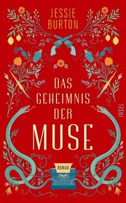Das Geheimnis der Muse von Burton,  Jessie, Knecht,  Peter