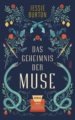 Das Geheimnis der Muse von Burton,  Jesse, Knecht,  Peter