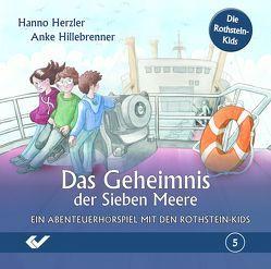 Das Geheimnis der Sieben Meere von Herzler,  Hanno, Hillebrenner,  Anke