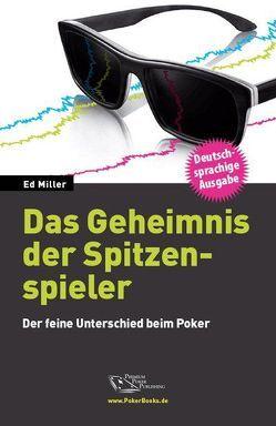 Das Geheimnis der Spitzenspieler von Miller,  Ed, Vollmar,  Rainer