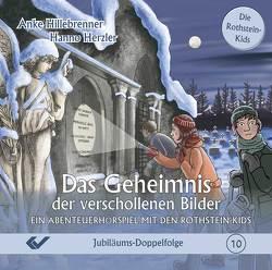 Das Geheimnis der verschollenen Bilder von Herzler,  Hanno, Hillebrenner,  Anke